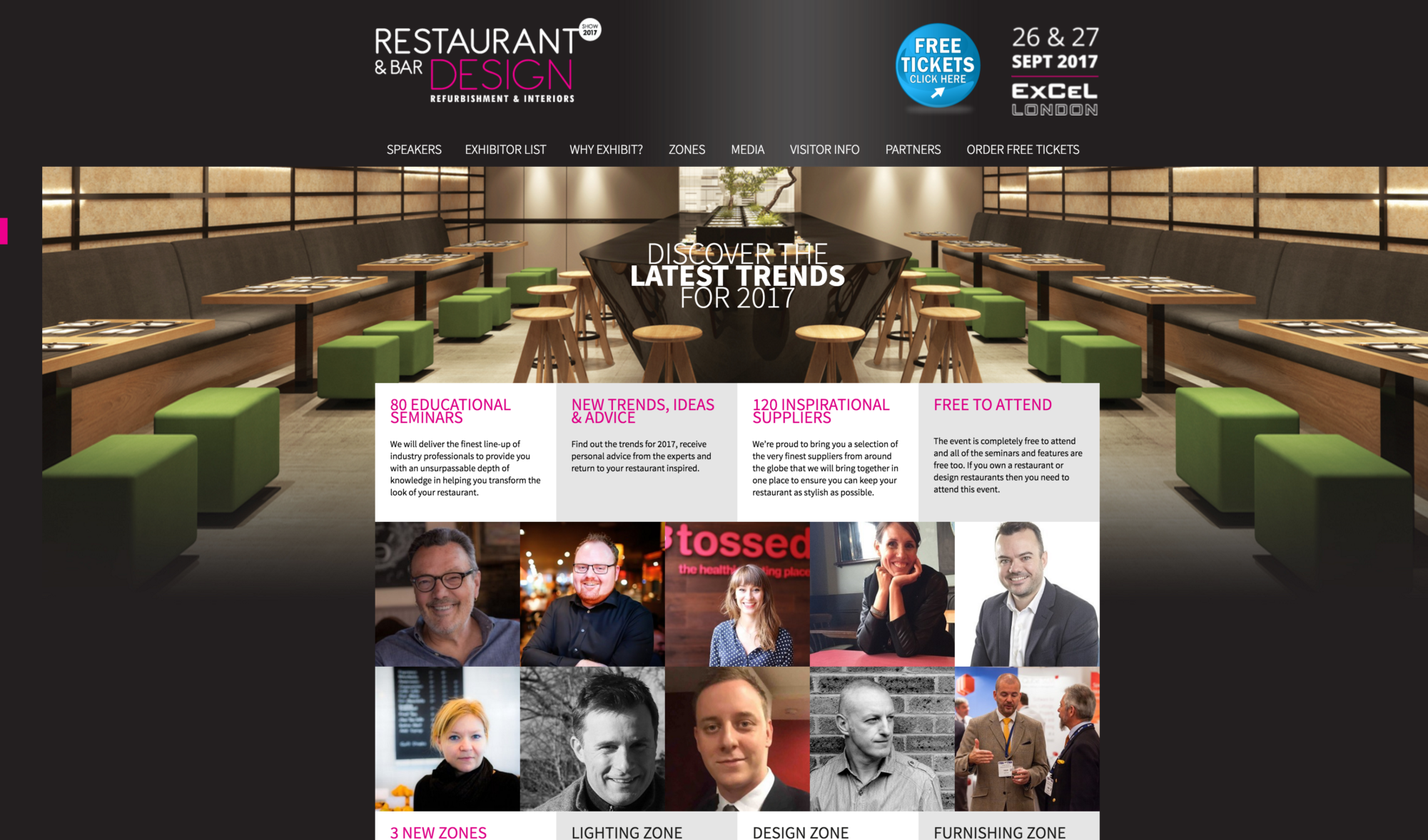 Restaurant design show th september
